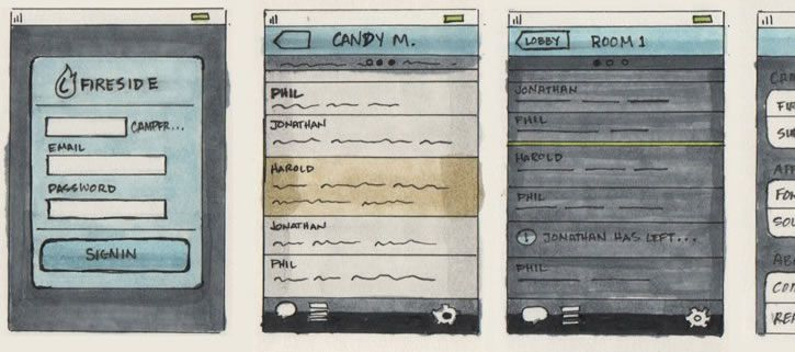 How To Wireframe iOS App Interfaces using Photoshop