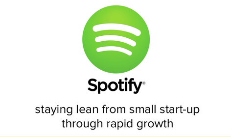 How Spotify Stays Lean