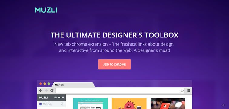 Muzli The ultimate designer's toolbox