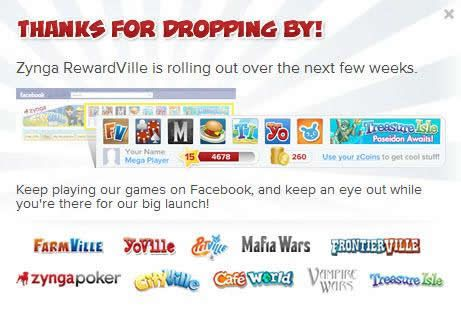 Zynga is a game studio that builds social games