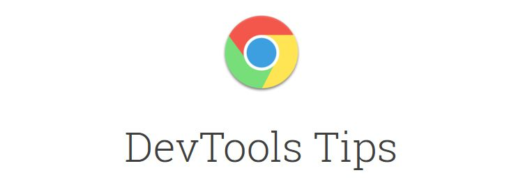 DevTools Tips, a curated collection of Chrome Developer Tools tips and tricks