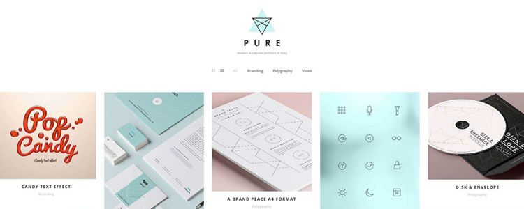 Pure WordPress Theme