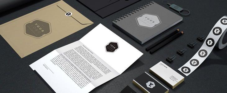 Branding / Identity MockUp Vol.11