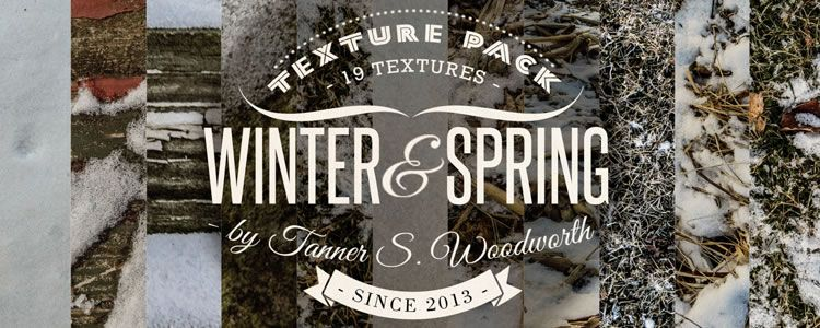 Winter/Early Spring Texture Pack