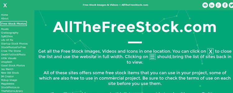 AllTheFreeStock - Free Stock Images & Videos