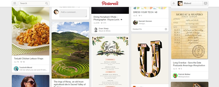 Pinterest Jump to Section