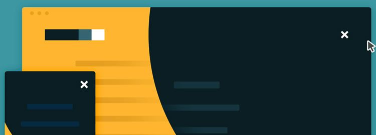 Rounded Animated Navigation in CSS & jQuery by Claudia Romano