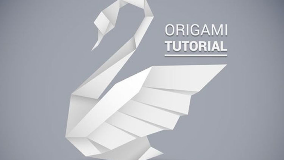 Kite Base: How To Make An Origami Swan | Origami 101 | Guides | 675x1200