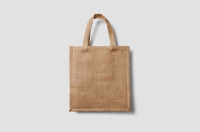 Eco Bag Mockup free template PSD