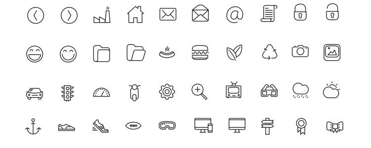 Iconsmind Icon Set