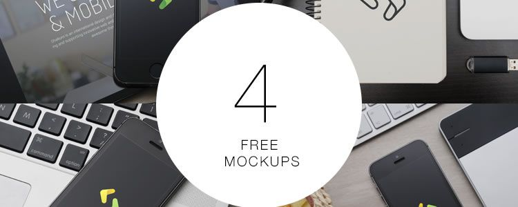 Apple Product Mockups