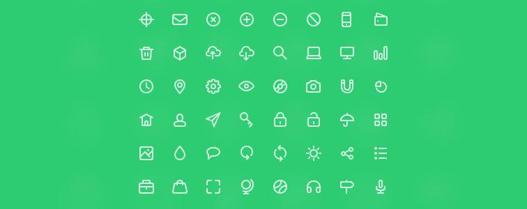 Atitel Icon Set