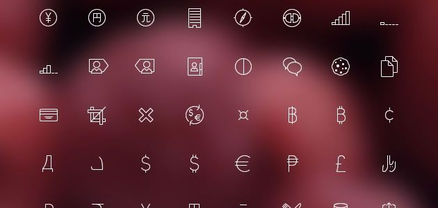 12k Line Icon Set
