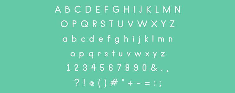 Hanken Round Font