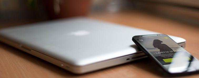 7 Smartphone & Notebook Mockups