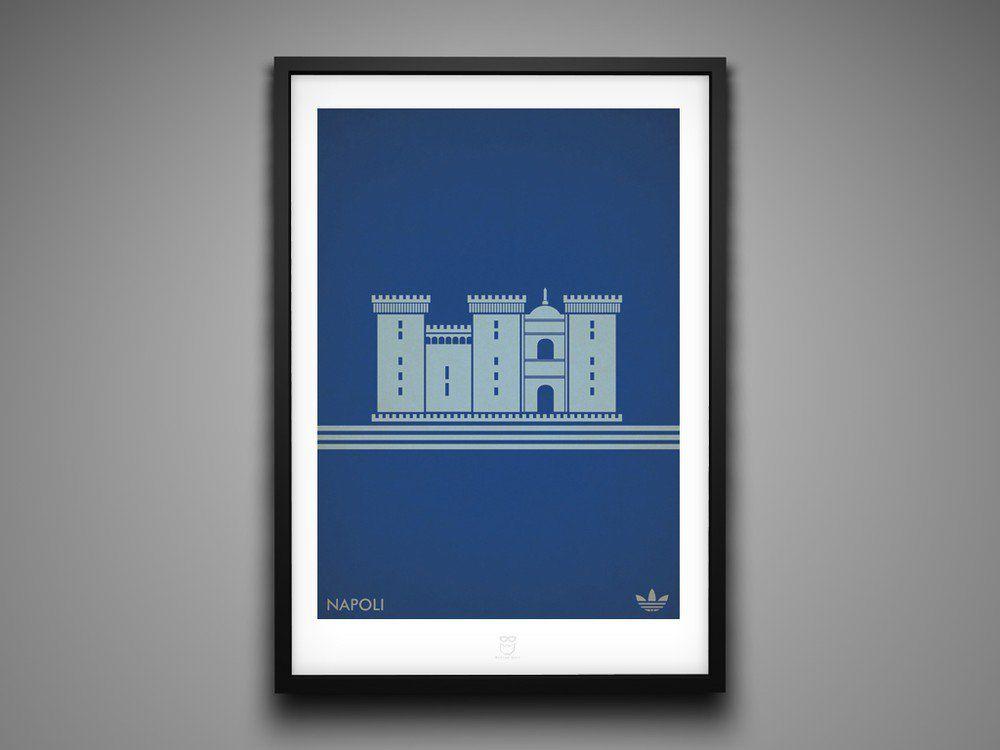 Marcus Reed Prints Adidas City Series Napoli