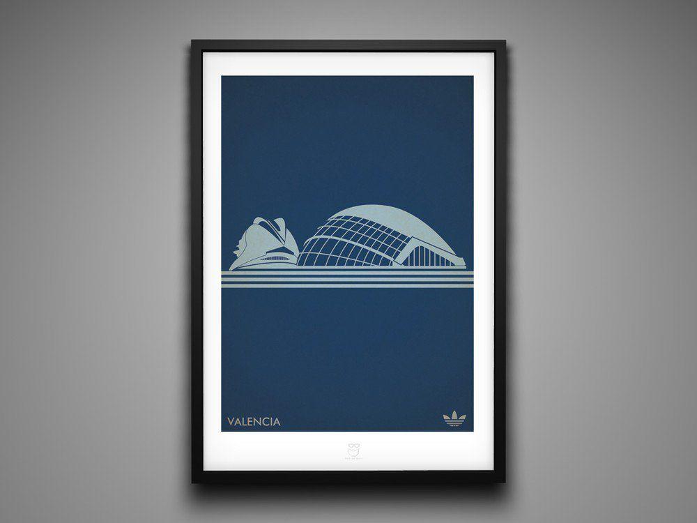 Marcus Reed Prints Adidas City Series Valencia