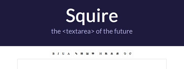 Squire, an HTML5 rich text editor, which provides powerful cross-browser normalisation