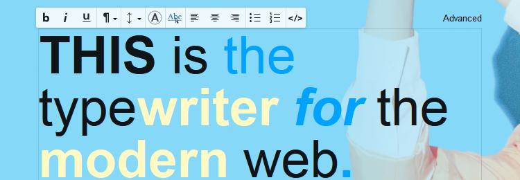 Wysihtml Editor
