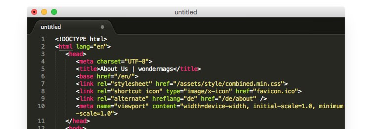 A Designers Sublime Text Setup by Matej Latin