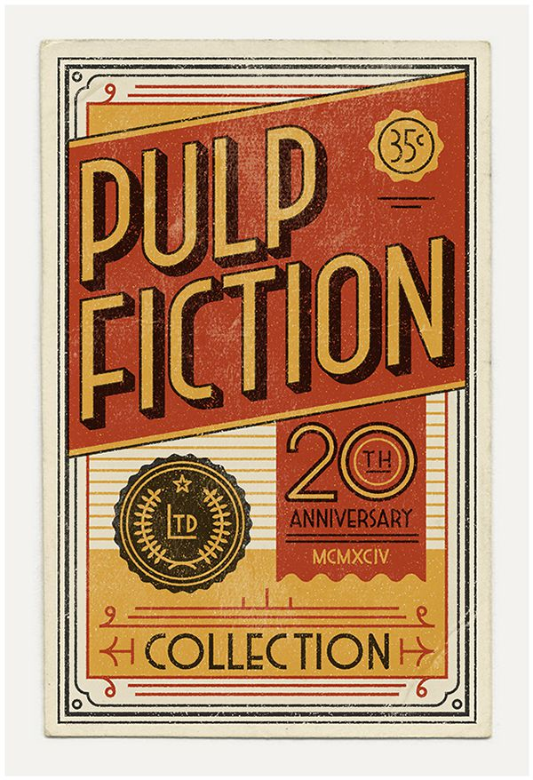 20th Anniversary of Pulp Fiction