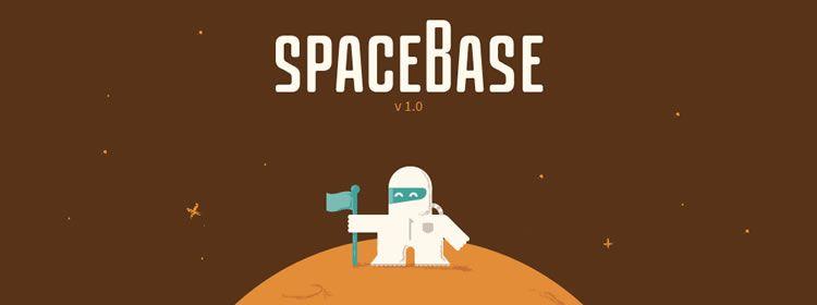 spaceBase Sass-based responsive CSS framework