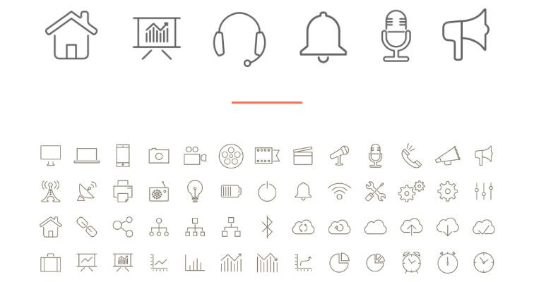 Tonicons Icon Font