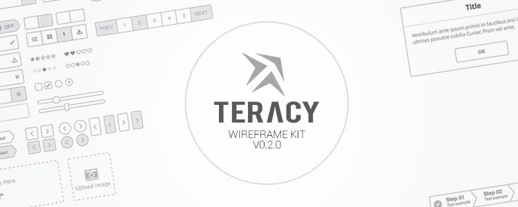 Teracy Wireframe Kit