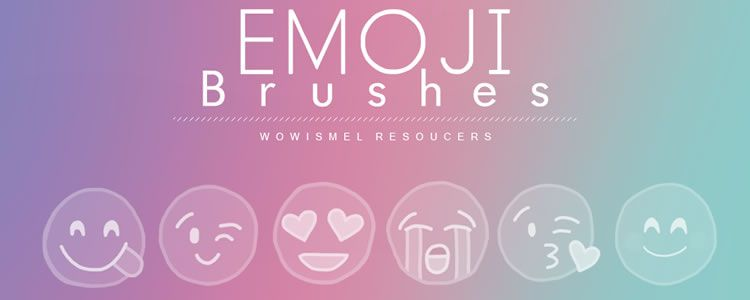 Emoji Brushes