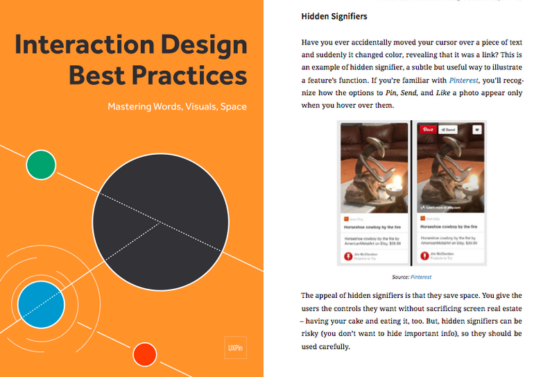 Free Ebook: Interaction Design Best Practices