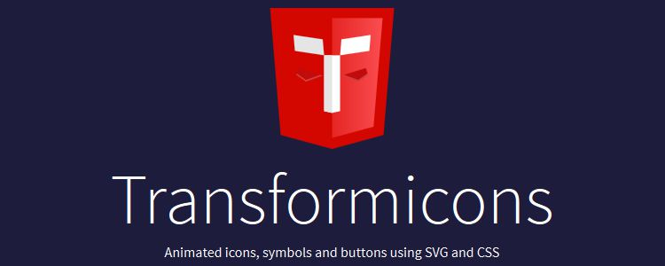 Transformicons Animated Icons