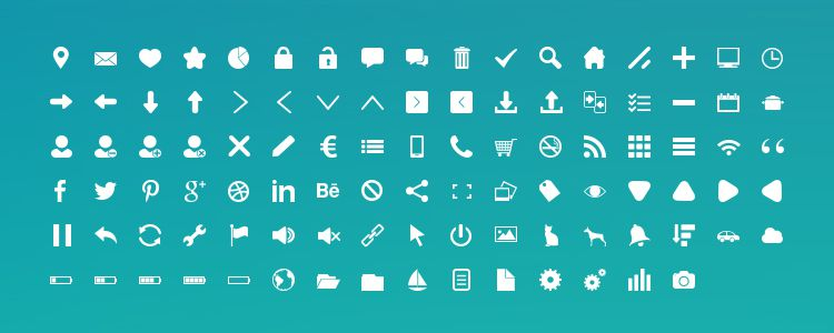 Free Icons by Candence