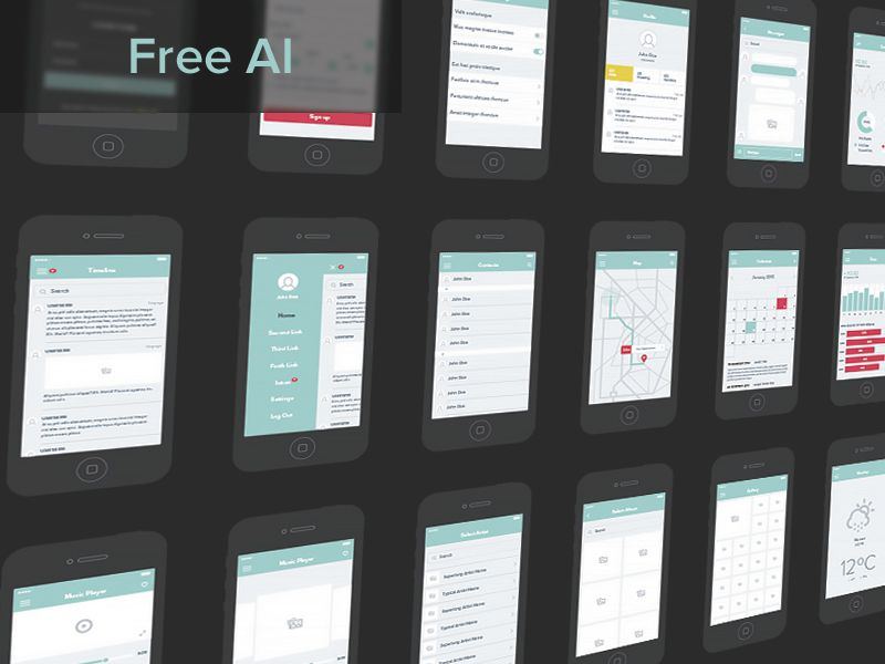 50 Free Resources for Web Designers from January 2015