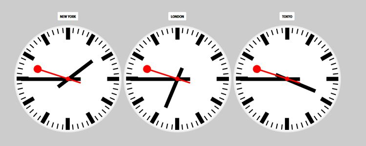 Creating and Animating a Clock Using CSS Animations by Donovan Hutchinson