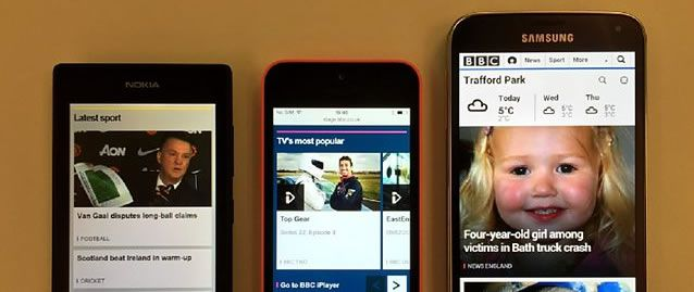 How the New BBC Homepage was Built by Andrew Hillel
