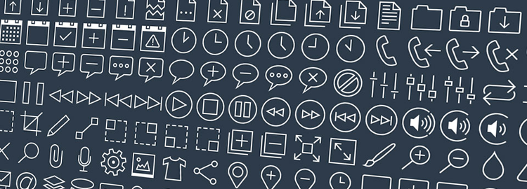 Freebie: Subway, 306 pixel perfect icons optimized for mobile