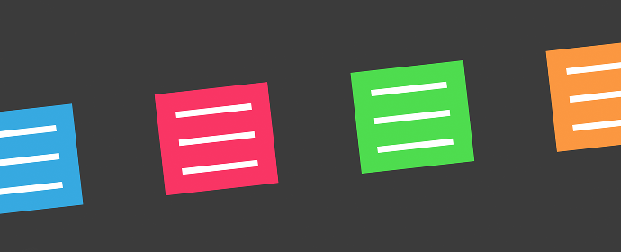 Animating CSS-Only Hamburger Menu Icons