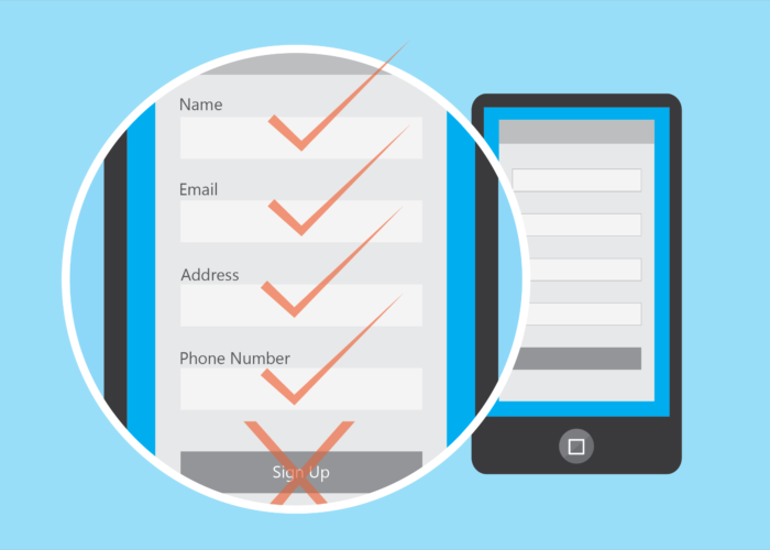 10 Methods for Optimizing Your Forms for Mobile