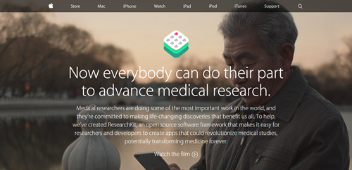 Research Kit from Apple