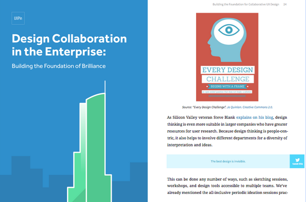 Free ebook: Design Collaboration: Building the Foundation of Brilliance