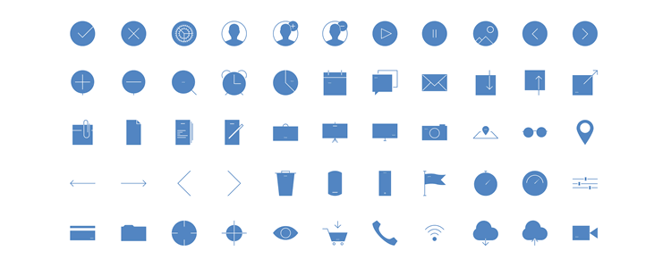 Aircons Lght Icons