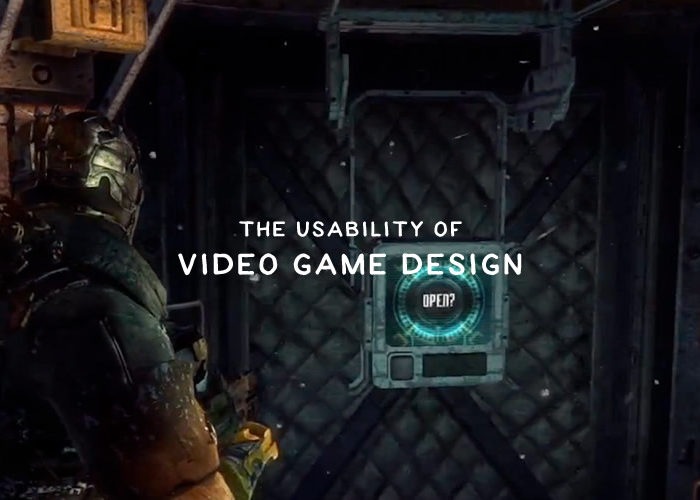 The Usability of Video Game Design