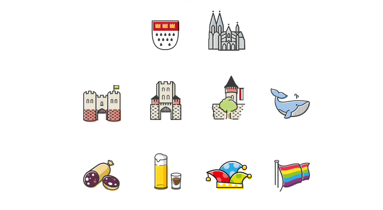 Freebie: Kölsch Icon Set