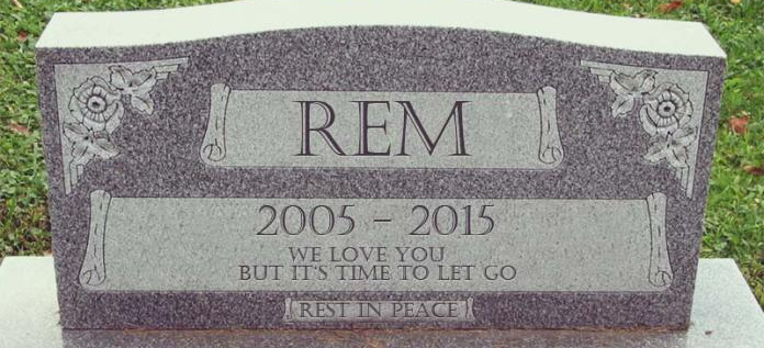 R.I.P. REM, Viva CSS Reference Pixel!