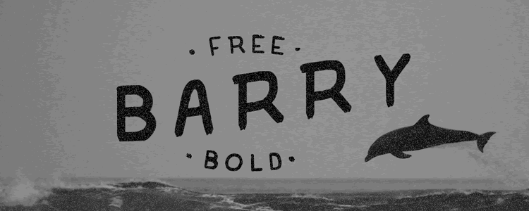 Barry Free Font