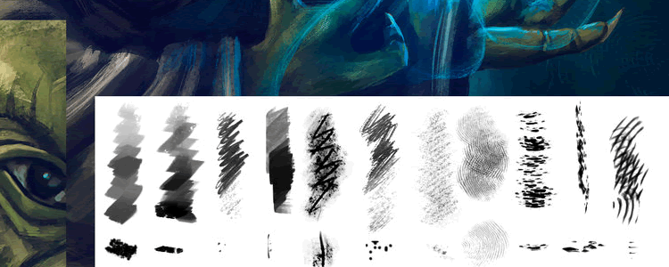 Brushes Pack for Photoshop by Garvel
