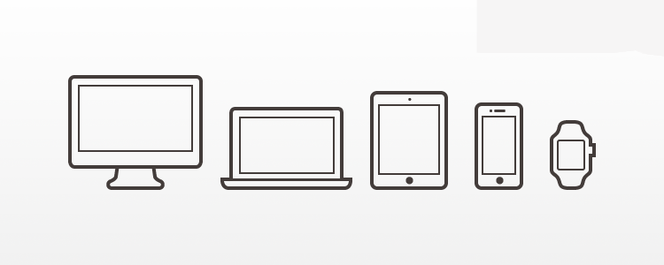 Device Icon Set v1 PSD