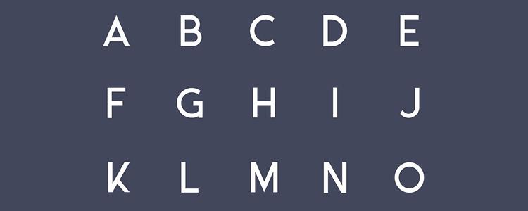 Ikaros Sans-Serif Typeface