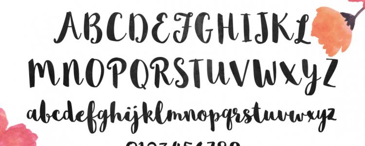 Sophia Typeface