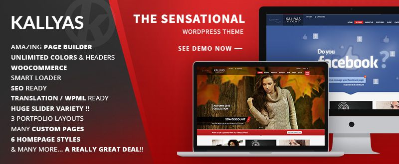 Kallyas Theme for WordPress